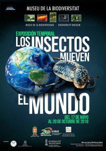 Los insectos mueven el mundo