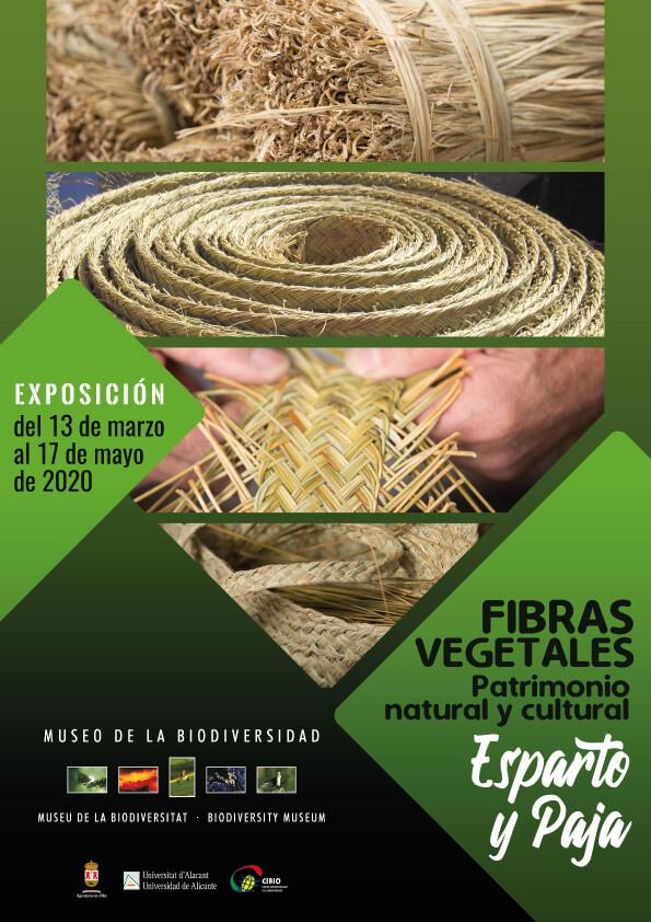 Exposición fibras vegetales